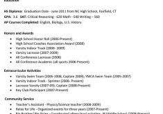 Resume Checklist Kings College Resume Format Simple Resume Samples