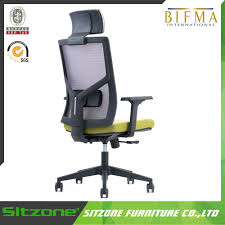 Office Mesh Chair by High Back Ergonomic Elastic Computer Office Mesh Chair Ch 226a