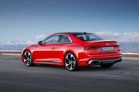 audi sports car audi rs5 revealed audi sport delivers its post rebrand