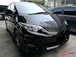2008 Toyota Estima For Sale In Malaysia For Rm103 800 Mymotor