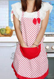 Apron Designs And Kitchen Apron Styles Delicate New Bowknot Kitchen Restaurant Cooking Aprons With