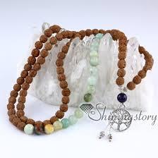 rosary bead necklace jewelry images 108 mala bead necklace buddhist prayer beads meditation beads jpg