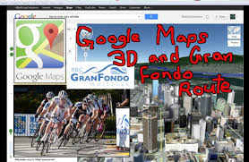 Google Maps Route by Amazing Google Maps 3d Animation Gran Fondo Visual Route Youtube