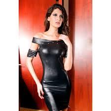 club dresses black open shoulder club dress on storenvy