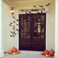 Decorations For Halloween The Best 35 Front Door Decors For This Year U0027s Halloween
