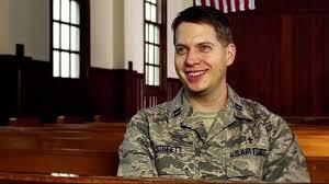 u s air force chaplain