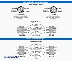 trailer light plug wiring harness 7 way u2013 pressauto net