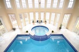swimming pool creating comfort and safety indoor pool design