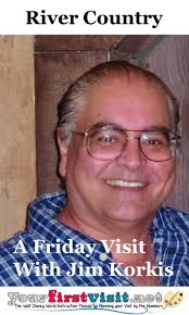 a friday visit with jim korkis the first disney world water park