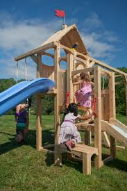 62 best swing set fort images on pinterest swing set