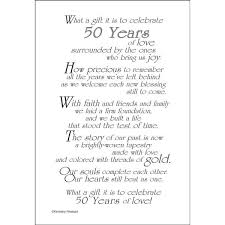 50th wedding anniversary card message 98 best card verse images on anniversary cards