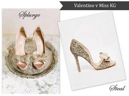 wedding shoes kg 10 jaw dropping wedding shoes splurge v edition