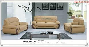 genuine leather sofa set c18 modern genuine leather sofa set home furniture office
