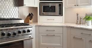Kitchen Corner Cabinet Solutions Cabinet Attractive Corner Cabinet Impressive How To Build