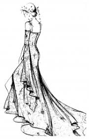 fashion 1930 fashion clothing jewelry coloring pages