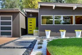 emejing mid century modern exterior doors gallery interior
