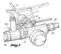 patent ep0664852b1 mechanical lock for jet engine thrust