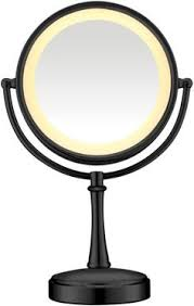 black touch control lighted makeup mirror home conair mirror products pinterest conair mirror and products