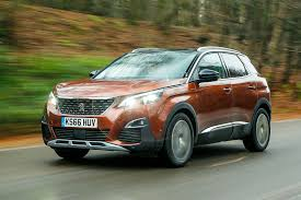 peugeot small car peugeot 3008 review 2017 autocar