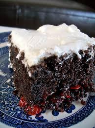 brooke bakes black forest cake