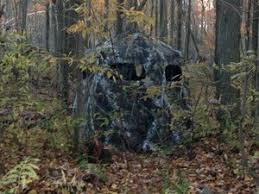 Natural Hunting Blinds Deer Hunting In Huron County U2014 Huron County Economic Development