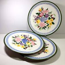 stangl pottery fruit and flowers stangl plate ebay