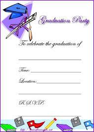 preschool graduation invitations new graduation invitation card design or printable preschool