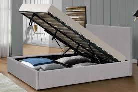 Lift And Storage Beds Bed Frames Grey Wood Platform Bed Grey Wood Storage Bed Grey