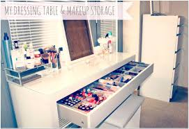 dressing table top storage design ideas interior design for home