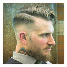 hard part hair men mens haircut styles for short hair and hard part in hair all in