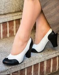 rockabilly shoes retro heels bow flats polka dots
