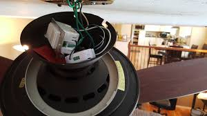 Installing A Ceiling Fan Box by Install Ceiling Fan With Light One Switch About Ceiling Tile