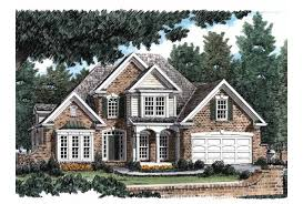 new american house plans eplans new american house plan two story with lots of appeal