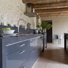 vieille maison mais cuisine neuve côté maison