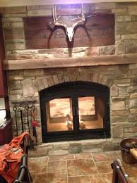 prefab fireplace inserts wood burning part 35 mason lite custom