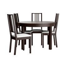 BJURSTA  BÖRJE Table And  Chairs IKEA - Ikea dining room table
