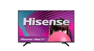 amazon 50 inch tv black friday deal amazon com hisense 50h4c 50 inch 1080p roku smart led tv 2016