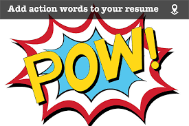 Resume Words To Use 100 Words To Use On Your Resume Job Search Roadmap