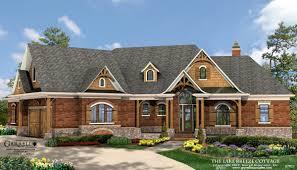 cottage building plans lake breeze cottage house plan house plans by garrell associates