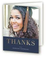 graduation thank you card graduation thank you cards minted