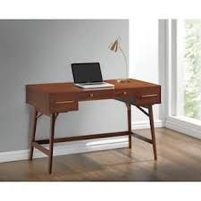 Walnut Computer Desks Walnut Finish Desks Computer Tables For Less Overstock