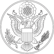 coloring pages washington dc coloring pages the great seal of