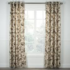 Floral Lined Curtains Stunning Floral Lined Curtains Inspiration With Green Floral Lined