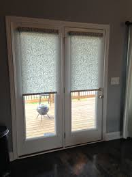 roller shades ideas for the french doors pinterest window