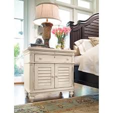 paula deen down home 3 drawer nightstand oatmeal hayneedle