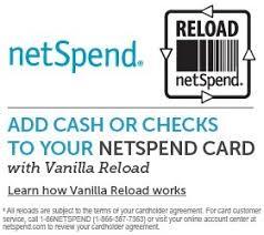 reload prepaid card online vanilla reload