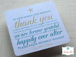wedding thank yous wording wedding thank you cards captivating thank you wedding card