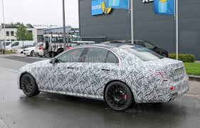 E63 Amg Weight 2017 Mercedes E63 Amg Spied Testing