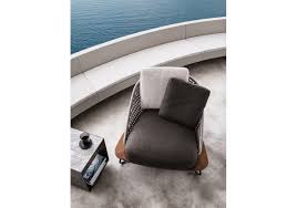 Large Armchair Rivera Large Armchair Minotti Milia Shop