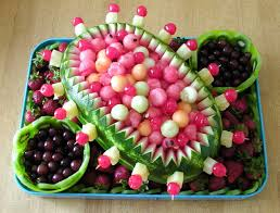 fruit centerpiece fresh fruit centerpiece nana s